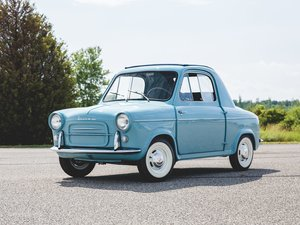 1959  Piaggio Vespa 400