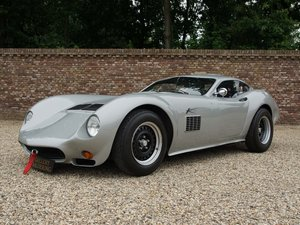 1961 Kellison Astra J5 6.4 V8 fully restored condition, FIA ID fo For Sale