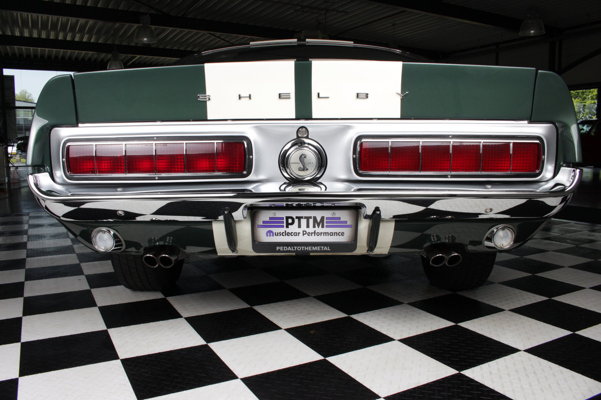 1968 Real deal Shelby GT500KR 4 speed,  SOLD (picture 5 of 6)
