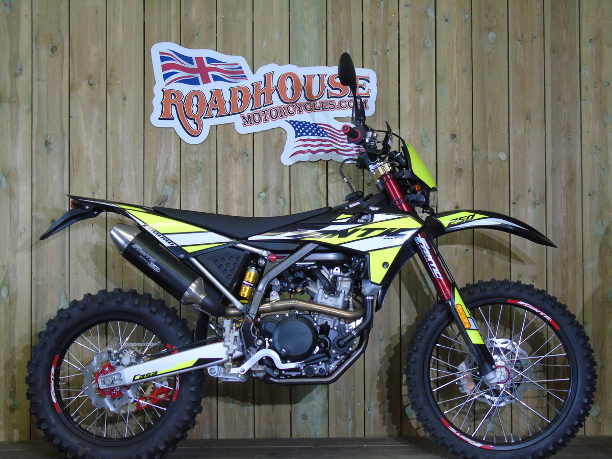 2020 Fantic Casa 250 Enduro EFi Brand New 0% Finance For Sale (picture 1 of 6)
