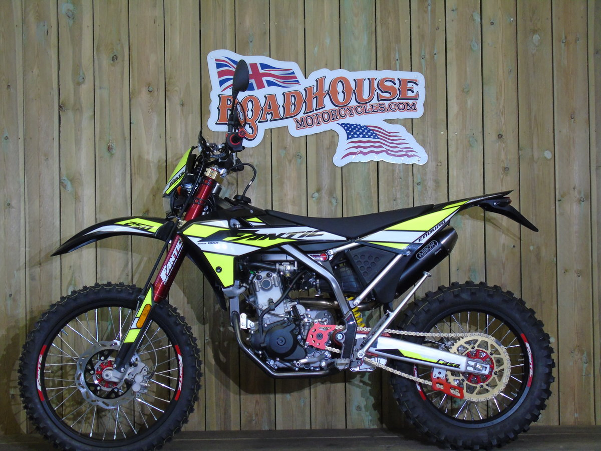 2020 Fantic Casa 250 Enduro EFi Brand New 0% Finance For Sale (picture 2 of 6)