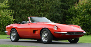 1970 INTERMECCANICA ITALIA CONVERTIBLE For Sale by Auction