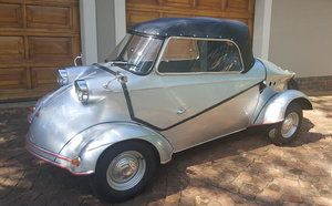 1959 FMR/MESSERSCHMITT TG500 MICROCAR For Sale by Auction