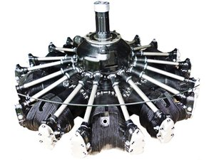 B-17 Bomber Engine Table For Sale by Auction