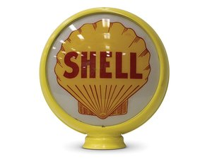 Shell Gas Double-Lens Globe For Sale by Auction