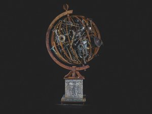 Globe Music by Raoul.W For Sale by Auction