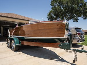 1950 Hall Craft   For Sale by Auction