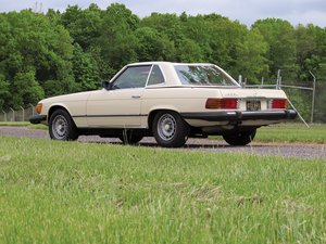1979 Mercedes-Benz 450 SL  For Sale by Auction