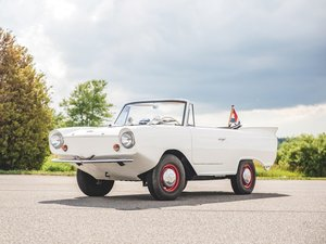 1966 Amphicar 770  For Sale by Auction