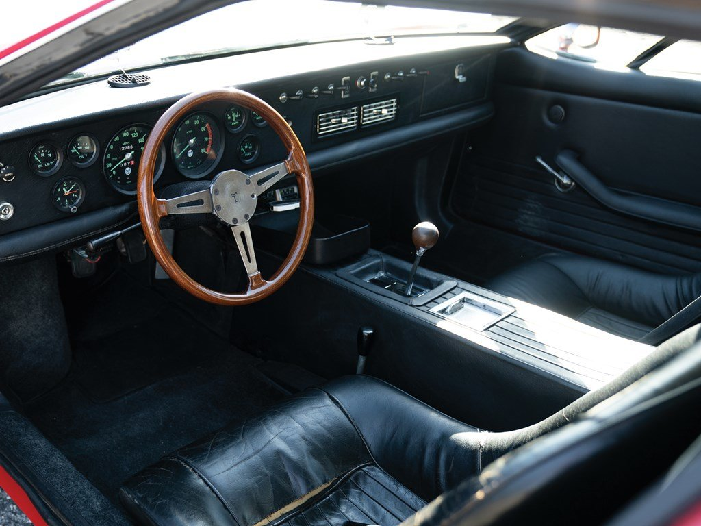 1970 De Tomaso Mangusta by Ghia For Sale by Auction (picture 4 of 6)