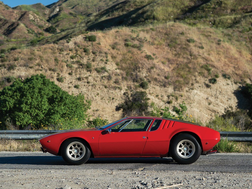 1970 De Tomaso Mangusta by Ghia For Sale by Auction (picture 5 of 6)