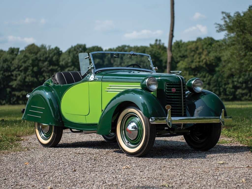 1938 Bantam Roadster  For Sale by Auction (picture 1 of 6)