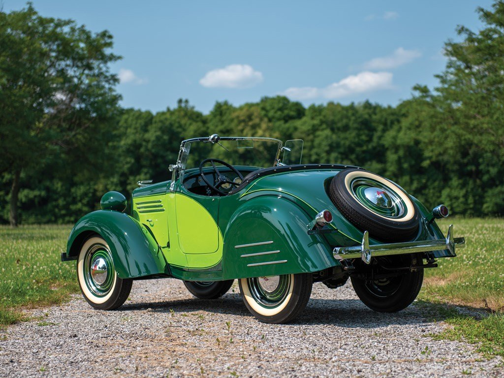 1938 Bantam Roadster  For Sale by Auction (picture 2 of 6)