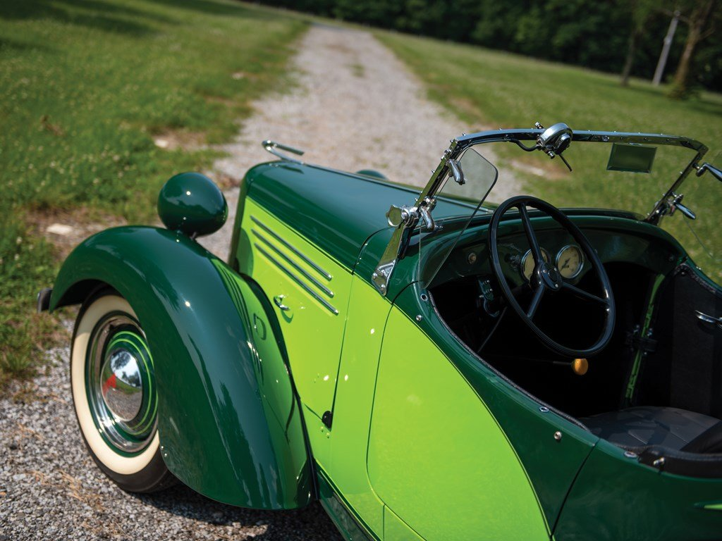 1938 Bantam Roadster  For Sale by Auction (picture 5 of 6)