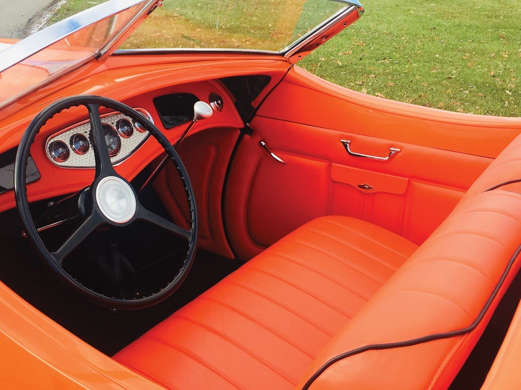 1936 Delahaye USA Duesenberg Maharaja Speedster Replica  For Sale by Auction (picture 4 of 6)