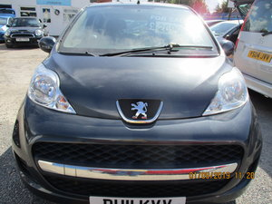 2011 47,000 MILES ON THIS LOVELY 107 PEUGEOT 5 DOOR NEW MOT  For Sale