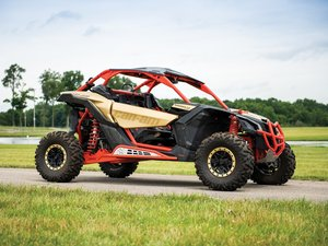 2017 Can-Am Maverick X3 Max XRS Turbo R