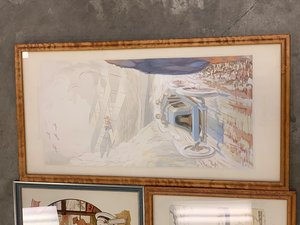 Set of Hand Colored Lithographs from Gamy and Montaeu For Sale by Auction