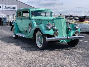 1933 Pierce-Arrow 8 Sedan  For Sale by Auction