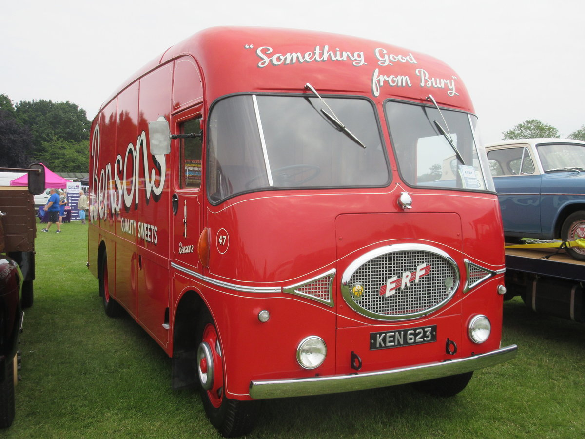 Erf bensons sweets 44g van For Sale (picture 2 of 5)