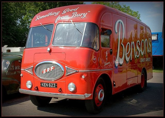 Erf bensons sweets 44g van For Sale (picture 3 of 5)