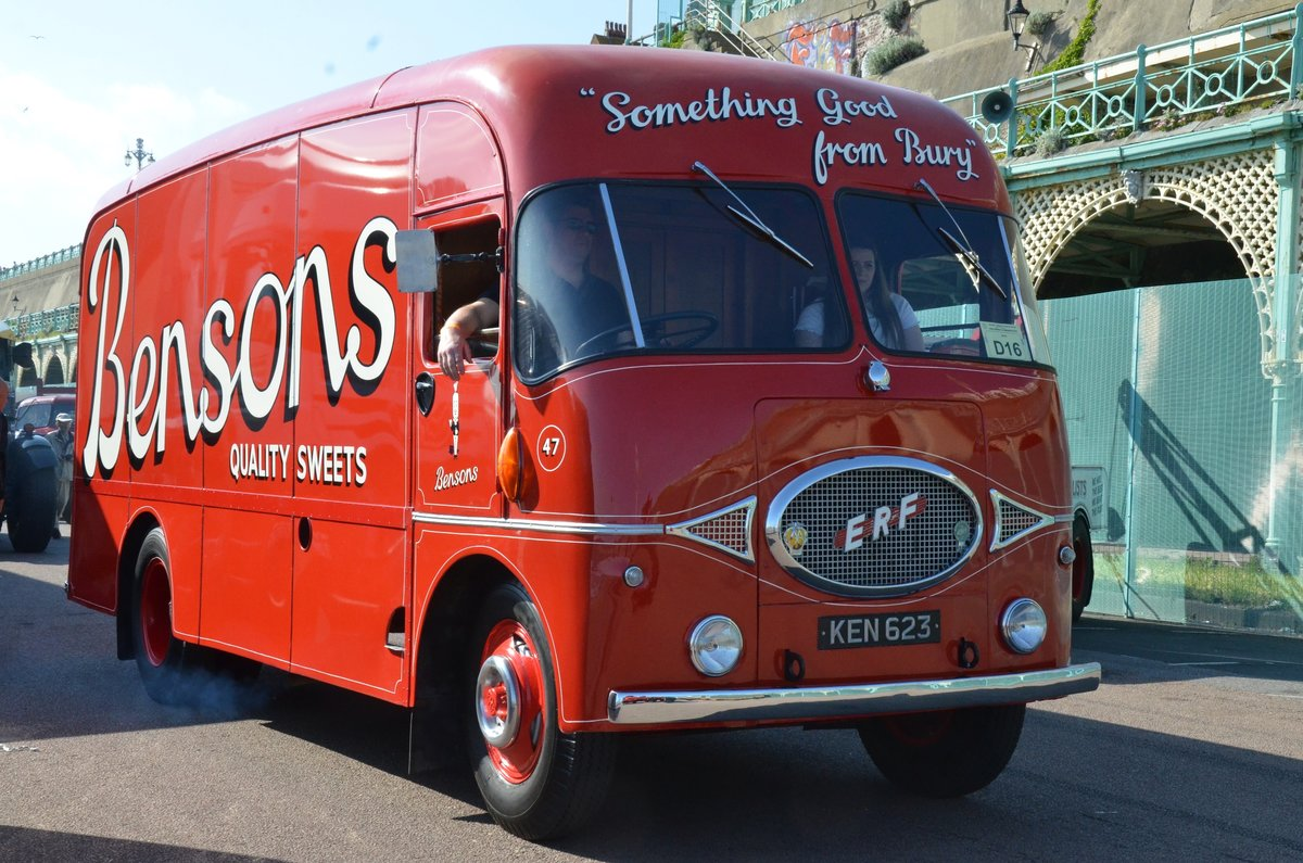 Erf bensons sweets 44g van For Sale (picture 5 of 5)
