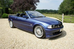 2002 BMW Alpina B3 3.3 Convertible Auto Individual For Sale