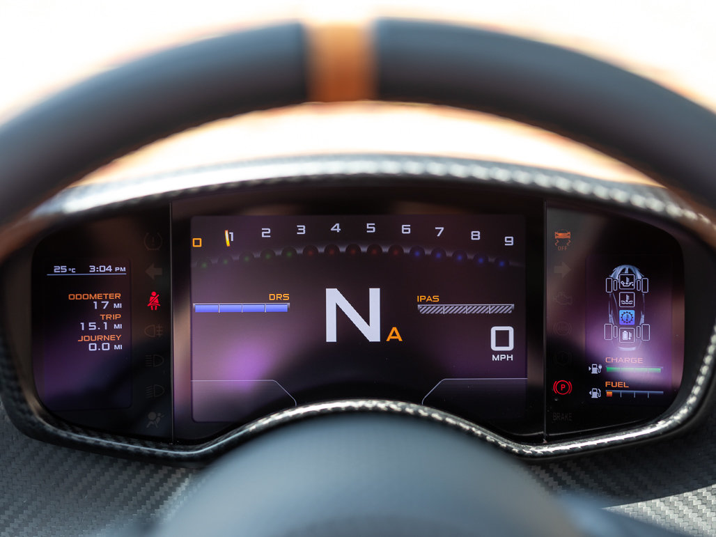 2015 McLaren P1 - Delivery Mileage For Sale (picture 7 of 24)