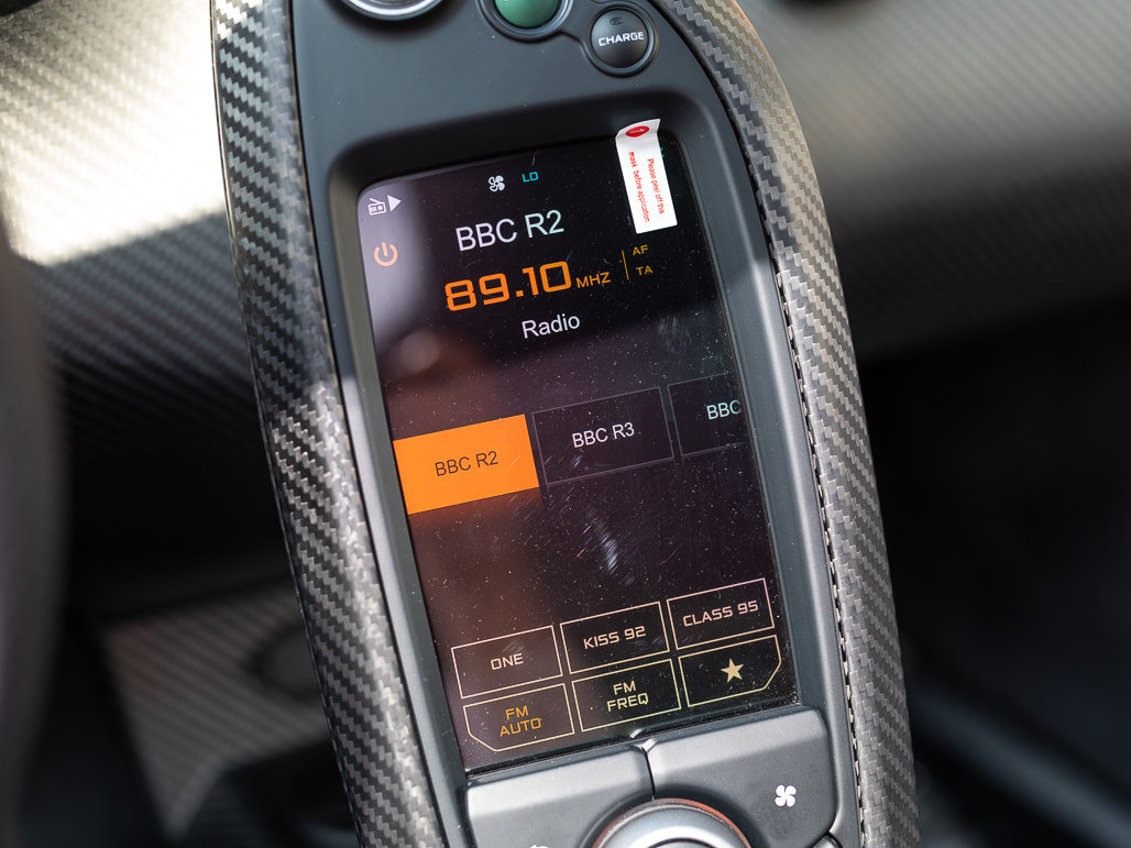 2015 McLaren P1 - Delivery Mileage For Sale (picture 8 of 24)