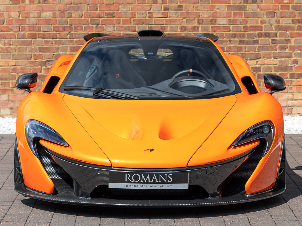 2015 McLaren P1 - Delivery Mileage For Sale (picture 12 of 24)