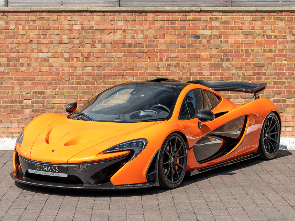 2015 McLaren P1 - Delivery Mileage For Sale (picture 14 of 24)