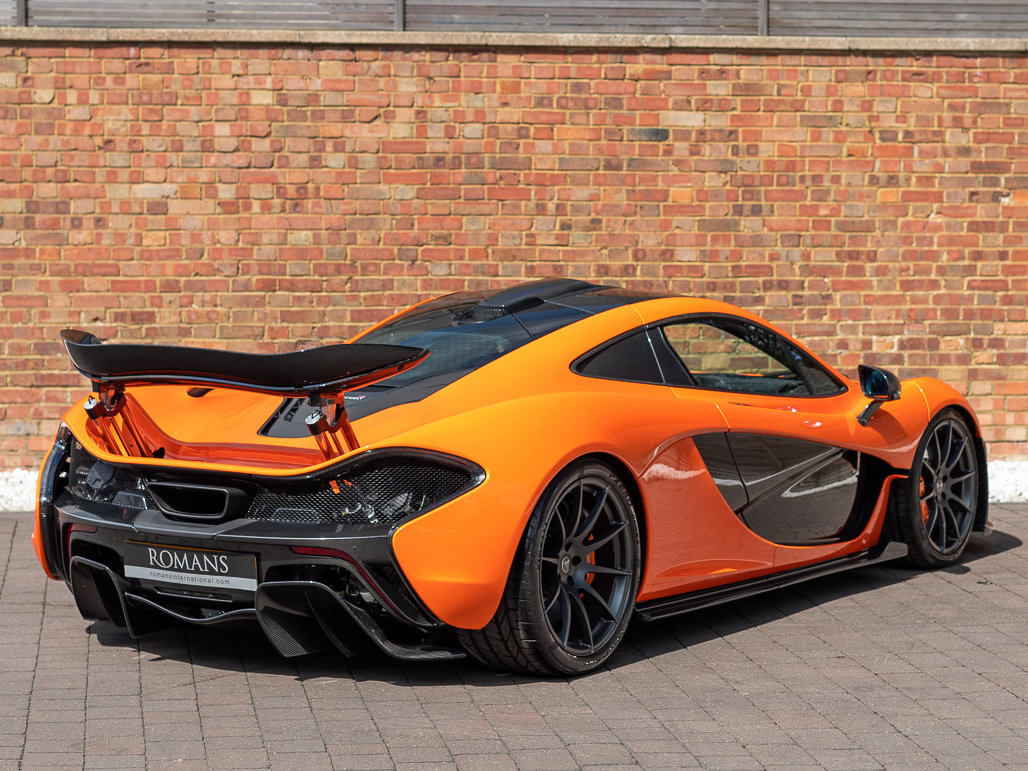 2015 McLaren P1 - Delivery Mileage For Sale (picture 17 of 24)
