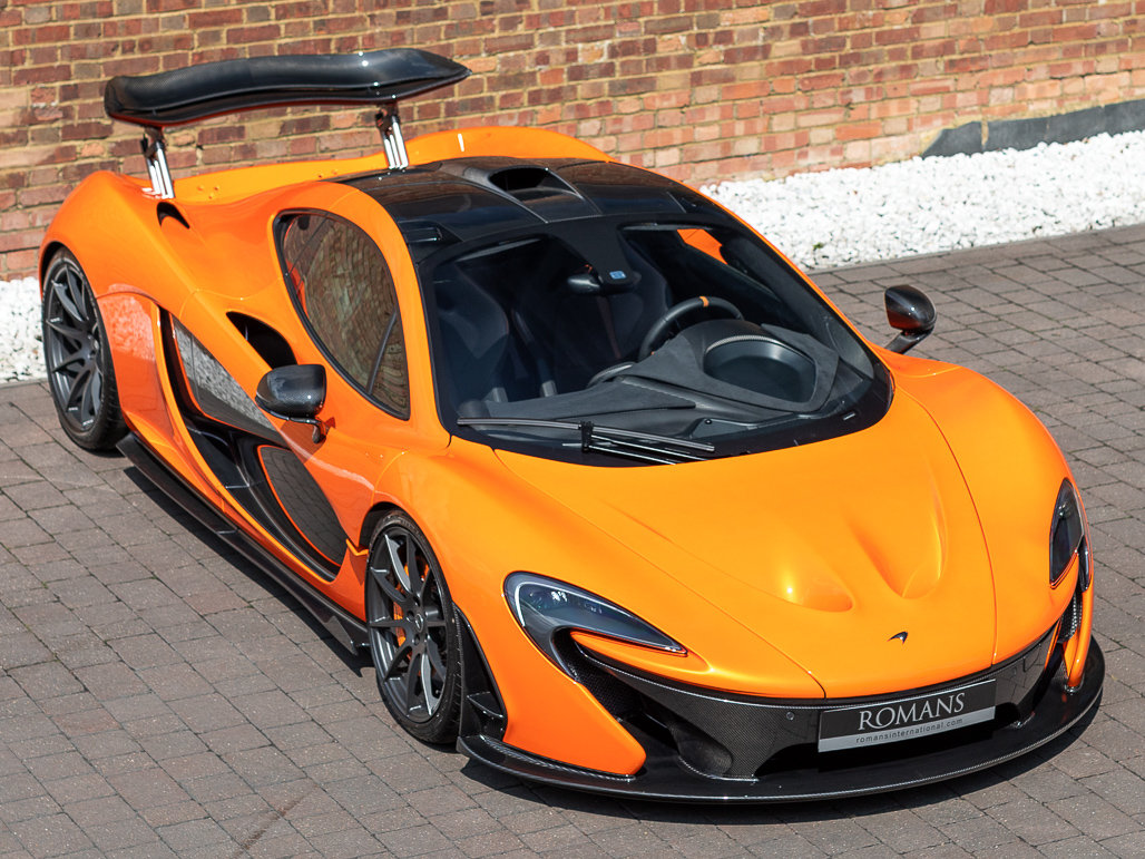 2015 McLaren P1 - Delivery Mileage For Sale (picture 18 of 24)