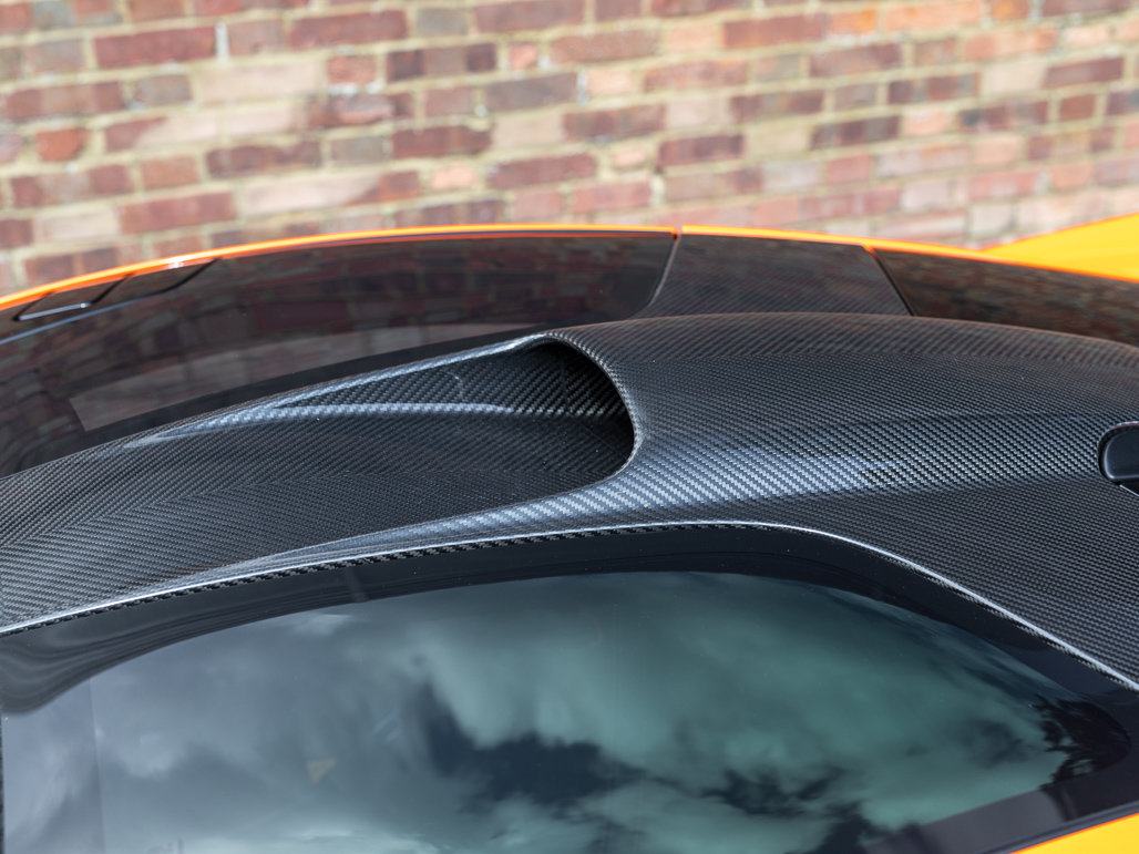 2015 McLaren P1 - Delivery Mileage For Sale (picture 22 of 24)