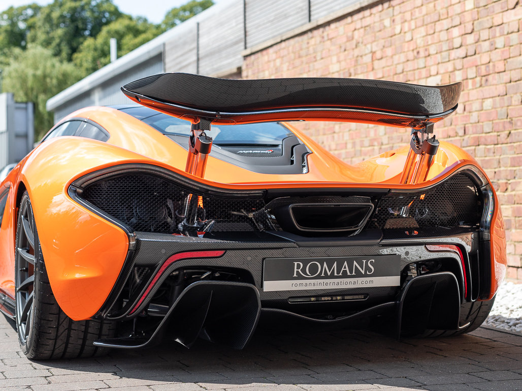 2015 McLaren P1 - Delivery Mileage For Sale (picture 24 of 24)