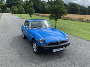 1981 mgb gt  For Sale