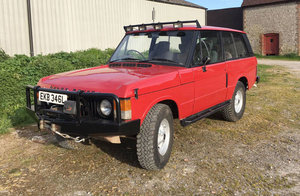 1972 Range Rover 12 Sep 2019 For Sale by Auction