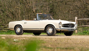 1970 Mercedes-Benz 280 SL Pagoda  12 Sep For Sale by Auction