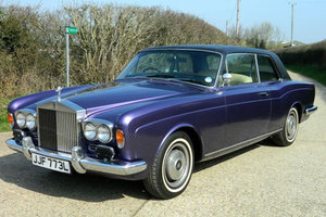 1972 Rolls-Royce Corniche 12 Sep 2019 For Sale by Auction