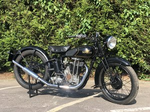 Sunbeam Model 8 350cc 1936 For Sale