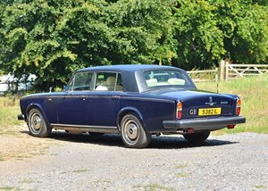 1980 Rolls-Royce Silver Wraith II For Sale by Auction