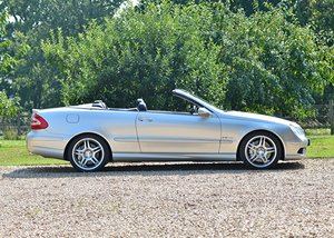 2005 Mercedes-Benz CLK55 AMG Avantgarde SOLD by Auction