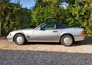 1995 Mercedes-Benz SL 500 SOLD by Auction