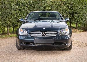 1998 Mercedes-Benz SLK 230 Kompressor SOLD by Auction