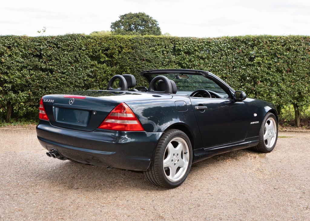 1998 Mercedes-Benz SLK 230 Kompressor SOLD by Auction (picture 3 of 6)