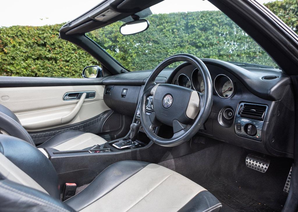 1998 Mercedes-Benz SLK 230 Kompressor SOLD by Auction (picture 5 of 6)