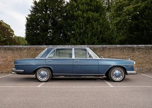 1970 Mercedes-Benz 300 SEL (Long wheelbase, 3.5 litre) For Sale by Auction