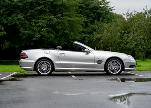 2006 Mercedes-Benz SL55 AMG SOLD by Auction