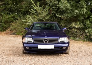 2000 Mercedes-Benz SL 320 Roadster For Sale by Auction