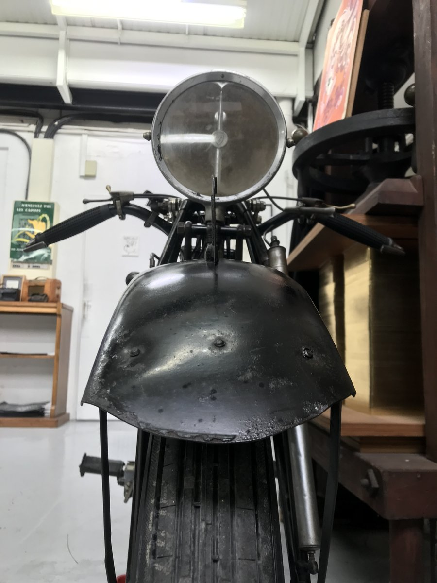 1927 Vintage moto terrot  For Sale (picture 1 of 6)